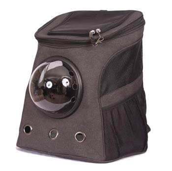Fat Cat Katze Rucksack Carrier Rucksack–Cat für Katzen von - 1