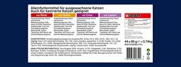 Felix Katzennassfutter So gut wie es aussieht in Gelee Geschmacksvielfalt vom Land 44 x 85 g Portionsbeutel - 3