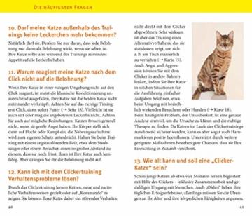 Katzen Clicker-Box gelb 12 x 3,5 cm: Plus Clicker für sofortigen Spielspaß (GU Tier-Box) - 11