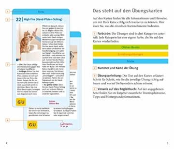 Katzen Clicker-Box gelb 12 x 3,5 cm: Plus Clicker für sofortigen Spielspaß (GU Tier-Box) - 15