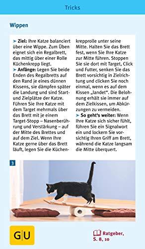 Katzen Clicker-Box gelb 12 x 3,5 cm: Plus Clicker für sofortigen Spielspaß (GU Tier-Box) - 16
