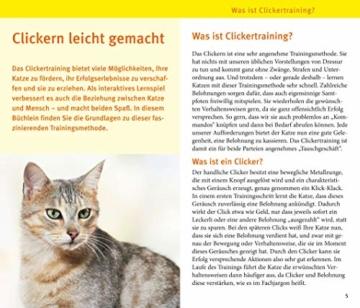 Katzen Clicker-Box gelb 12 x 3,5 cm: Plus Clicker für sofortigen Spielspaß (GU Tier-Box) - 17