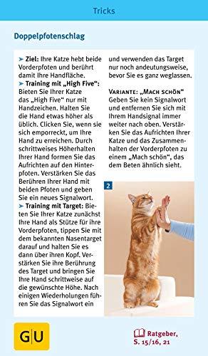 Katzen Clicker-Box gelb 12 x 3,5 cm: Plus Clicker für sofortigen Spielspaß (GU Tier-Box) - 21