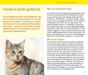 Katzen Clicker-Box gelb 12 x 3,5 cm: Plus Clicker für sofortigen Spielspaß (GU Tier-Box) - 5