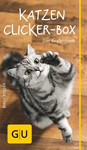Katzen Clicker-Box gelb 12 x 3,5 cm: Plus Clicker für sofortigen Spielspaß (GU Tier-Box) - 9