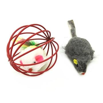 Katzenspielzeug, PietyPet Katze Toys Variety Pack, Spielzeug für Katzen Kitty, 13 Stück - 4