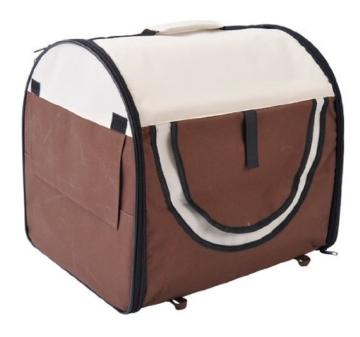PawHut Stabile, faltbare Transporttasche für kleine Hunde, Welpen, Katzen und andere Kleintiere! Größe S - 2