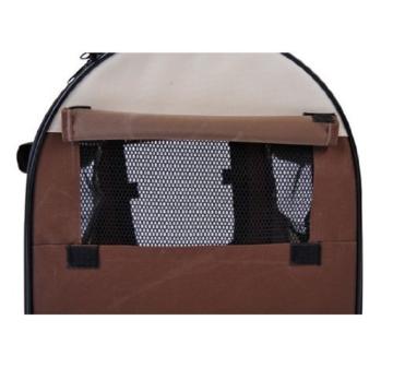 PawHut Stabile, faltbare Transporttasche für kleine Hunde, Welpen, Katzen und andere Kleintiere! Größe S - 5