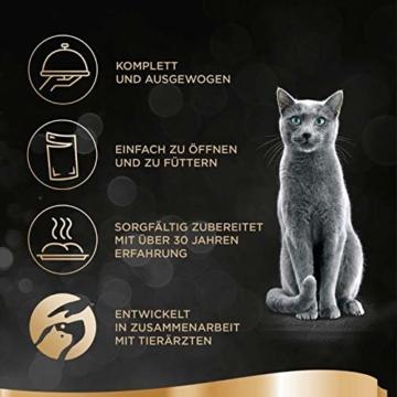 Sheba Selection in Sauce – Katzenfutter im Frischepack – Nassfutter für die täglichen Verwöhnmomente - 4
