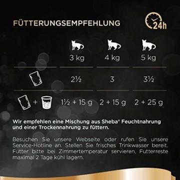 Sheba Selection in Sauce – Katzenfutter im Frischepack – Nassfutter für die täglichen Verwöhnmomente - 5